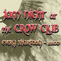 Jam Night at the Crow Club – 19/10/2017 (Season 4)