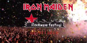 Επίσημο! Οι IRON MAIDEN στο RockWave, στην Αθήνα, στις 20 Ιουλίου 2018!