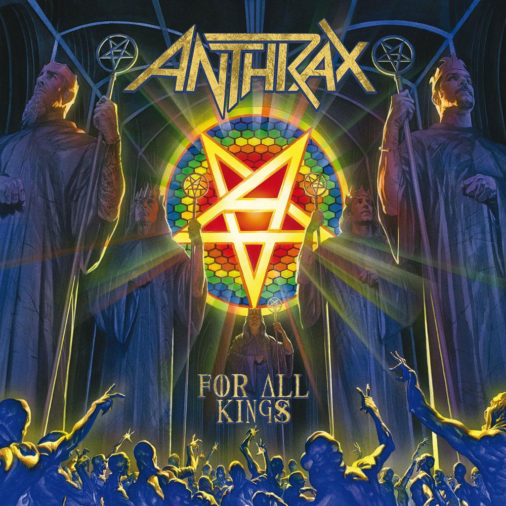 «Οι Anthrax ξεκίνησαν να δουλεύουν για το νέο τους δίσκο»Ο Charlie Benante μιλάει για τα ήδη υπάρχοντα demos
