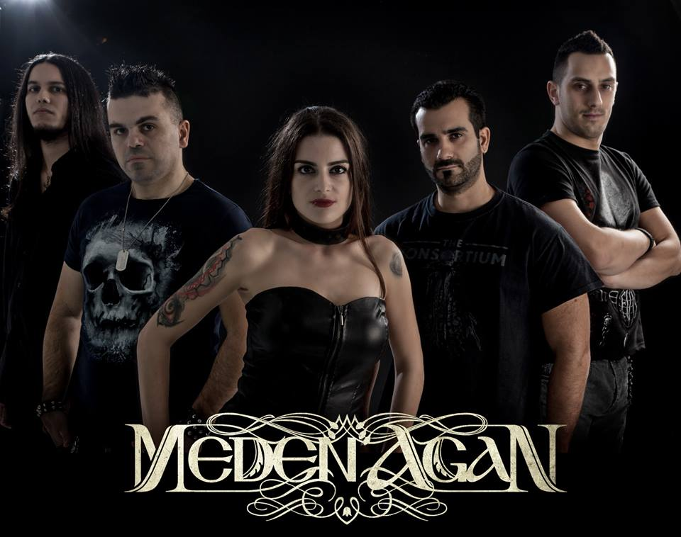 Official video from the new MEDEN AGAN album «Catharsis» released on January  5, 2018 via No Remorse records.