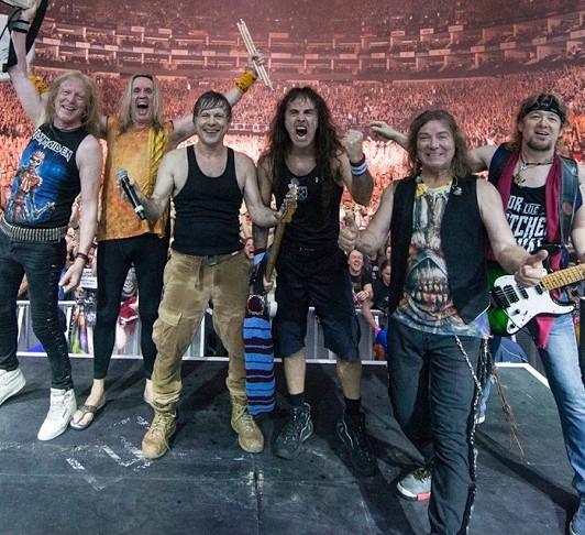 Το setlist της πρώτης ευρωπαϊκής εμφάνισης των Ιron Maiden Η Legacy Of The Beast World Tour θα κάνει σταθμό στο Rockwave Festival