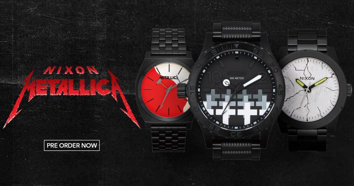 Η τεράστια ευκαιρία που έχασαν οι Metallica με τα νέα τους ρολόγια!