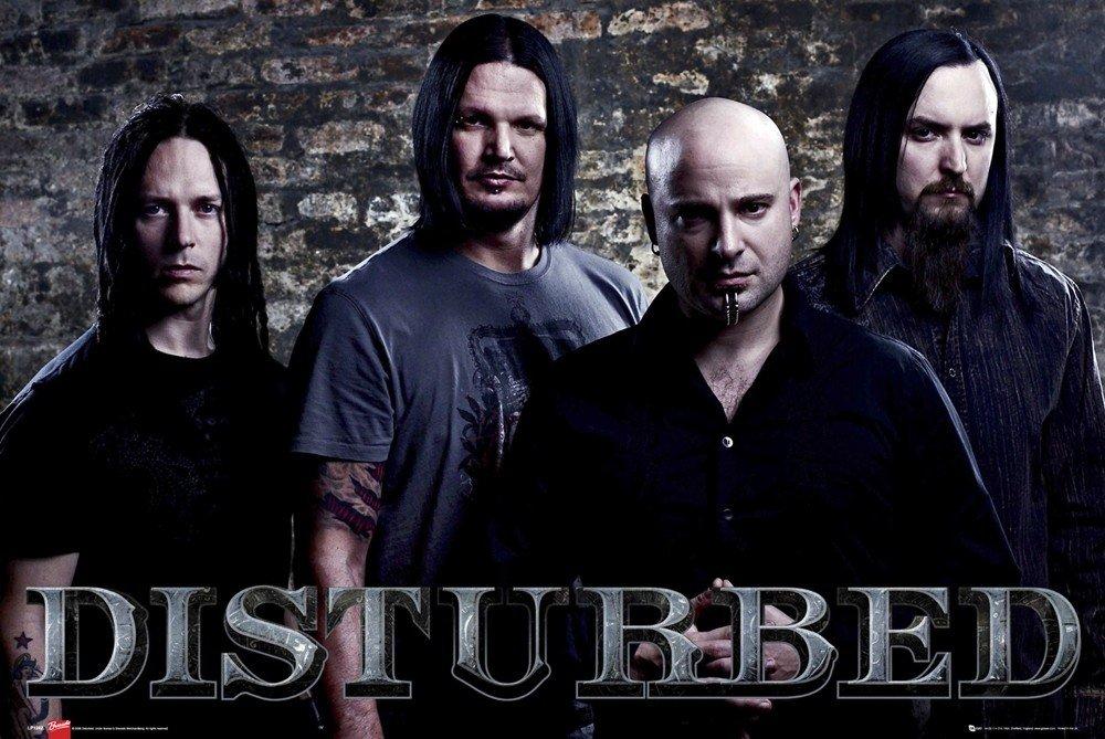 Το νέο άλμπουμ τωνDisturbed…