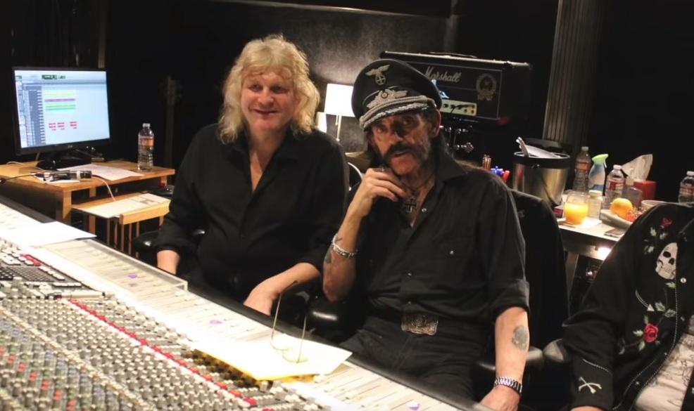 Ακούστε μία από τις τελευταίες ηχογραφήσεις του Lemmy!