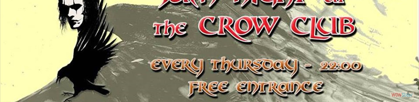 Jam Night at the Crow Club – 25/1/2017 (Season 4 – Episode 20)