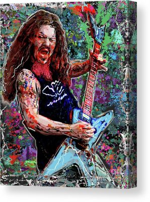 dimebag-darrell-art-pantera-ryan-rock-artist-canvas-print