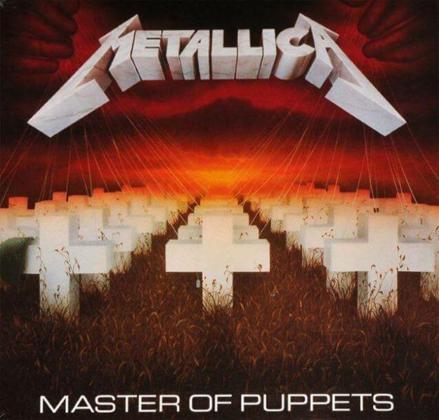 Το Master Of Puppets ψηφίστηκε ως το καλύτερο album των 80's!
