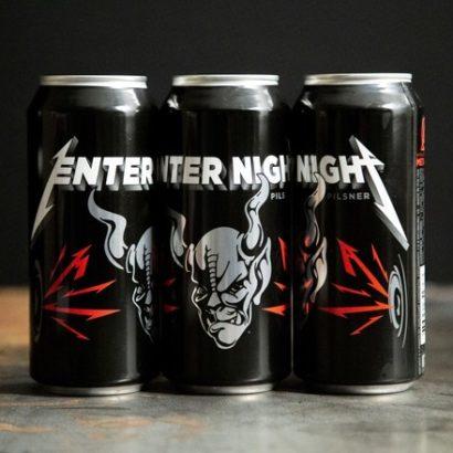 H μπύρα των Metallica έρχεται σύντομα και στην Ευρώπη