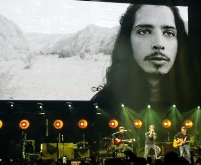 Metallica, Foo Fighters και δεκάδες μουσικοί τίμησαν τη μνήμη του Chris Cornell