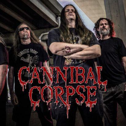 (English) Οι Cannibal Corpse για δύο εμφανίσεις στην Ελλάδα τον Ιούνιο