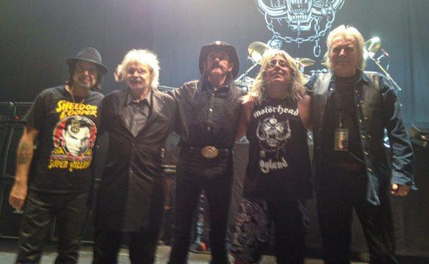 Διόρθωσε τη βλακεία του με τους Motorhead το Rock and Roll Hall of Fame