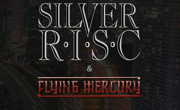 Silver RISC & Flying Mercury – Live at the CROW Live Stage