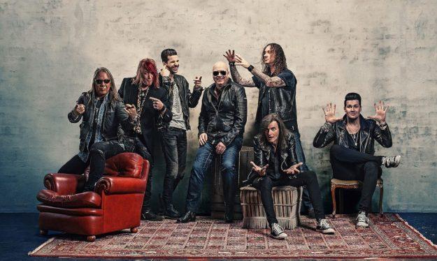Τον Ιούνιο του 2021 οι Helloween στην Ελλάδα